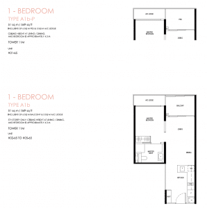 Daintree Residence Type A1b