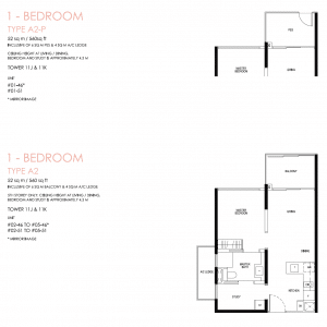 Daintree Residence Type A2