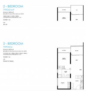 Daintree Residence Type B1a
