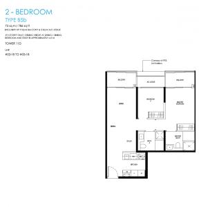 Daintree Residence Type B5b