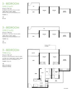Daintree Residence Type C1a