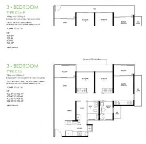 Daintree Residence Type C1b
