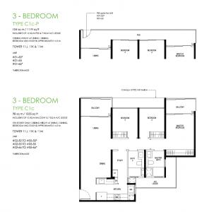Daintree Residence Type C1c
