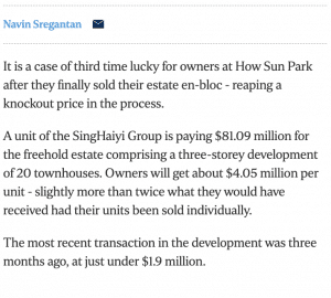 How Sun Park Enbloc 2